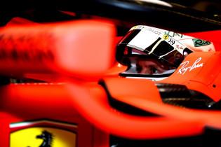 Ferrari heeft het aerodynamisch niet voor elkaar: 'De competitie is zwaar'