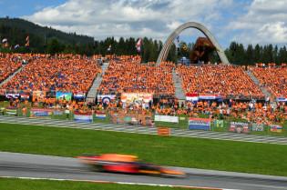 FOM wacht nog altijd op goedkeuring Oostenrijkse overheid voor Grand Prix