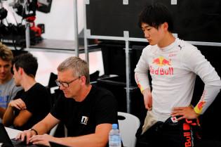 Mol over Tsunoda: 'Hij kan het jongerenprogramma van Marko kleur geven'