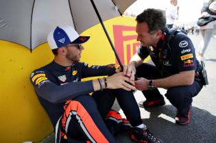 Brown haalt hard uit: 'Bij Red Bull kan elke race je laatste zijn'