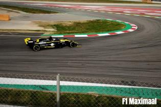 Renault test in september al met nieuwe 18-inch banden van Pirelli
