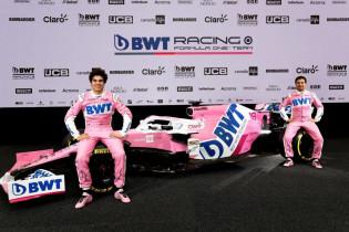 'Racing Point gebruikte 2019-design bij presentatie nieuwe bolide'