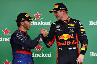 Gasly overtuigd: 'Ik weet zeker dat Max ooit wereldkampioen wordt'