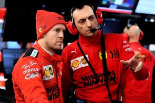 Binotto bevestigt: 'Deze keuze is gemaakt door het team én door Vettel'
