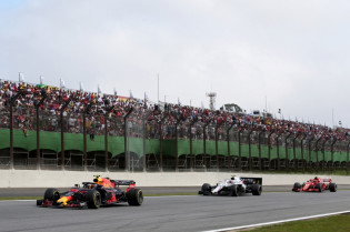 Overzicht tijden Grand Prix van Brazilië 2019