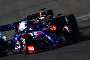 Kvyat deelt sneer uit aan Verstappen en Hamilton: 'Dat was gewoon onnodig'