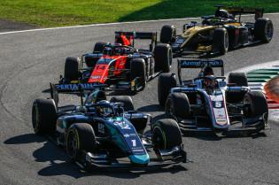 In gesprek met Ghiotto: 'Dit is misschien wel de meest competitieve F2-grid ooit'