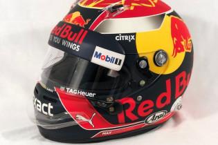 'Red Bull enorm verbaasd door veiling helm Max Verstappen'