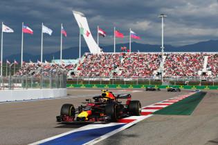 Live F1 14.00u | Tweede vrije training Grand Prix van Rusland