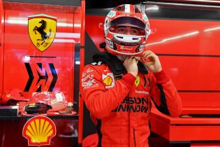 Leclerc viel last-minute in voor Vettel: 'Ik sliep nog toen ik gebeld werd'