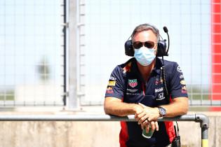 Horner over Mercedes en Racing Point: 'Er zullen vraagtekens komen'