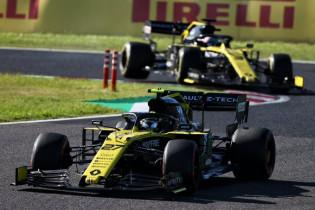 Update V | Renault gaat niet in hoger beroep na mindering in punten door FIA