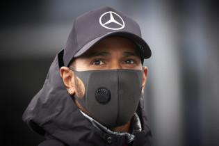 Hamilton na overwinning in Portimao: 'Dat was echt de sleutel'