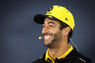 Ondertussen in F1 | Ricciardo de 'Tiger King'