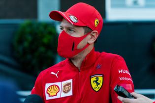 Vettel verkiest Webber boven Ricciardo: 'Dat zorgde voor een mooie strijd'