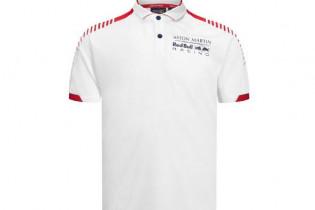 Support Max Verstappen met deze witte polo!