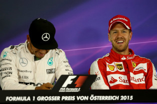 The Race: 'Vettel heeft een slechte reputatie tegen gemotiveerde rijders'