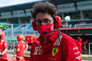 Ferrari gaat door met Racing Point-protest door meningsverschil 'tokens'