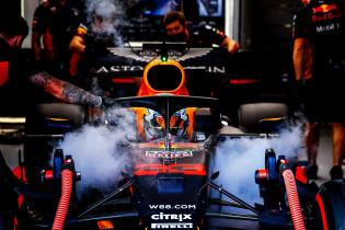 Van de Grint: 'Apart dat het chassis voortreffelijk móét zijn omdat ze Newey hebben'
