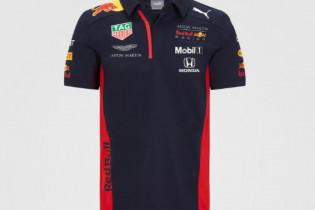 Bestel nu de nieuwe polo van Red Bull Racing!