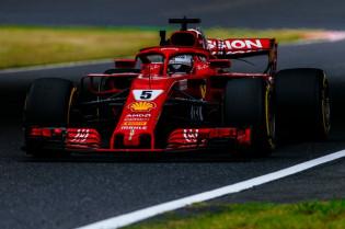 Vettel: 'Geen zelfmoord plegen tijdens de race'