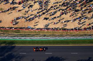 Gezondheidswaarschuwing voor de Grand Prix van Australië vanwege de mazelen