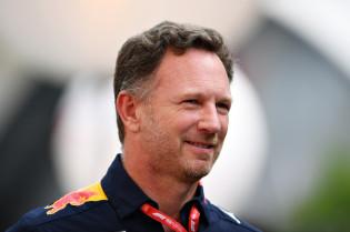 Update II   Horner na DNF Verstappen: 'Het was niet zijn schuld'