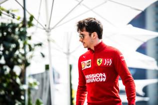 Leclerc na emotionele zege: 'Wilde winnen voor de fans'