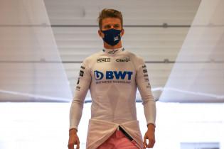 Hülkenberg klaar voor puntenfinish: 'Ik heb de sleutels weer'