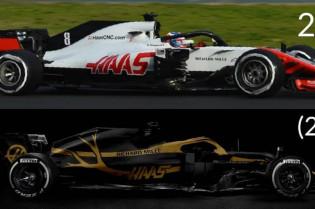 F1 in het kort | Haas keert terug naar oude liverykleuren