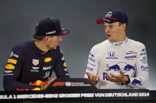 Kvyat over mogelijke rentree bij Red Bull: 'Dan doe je dat, geen twijfel'