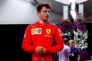 Leclerc vreest achterstand van Ferrari: 'Of we dit nog in kunnen halen weet ik niet'