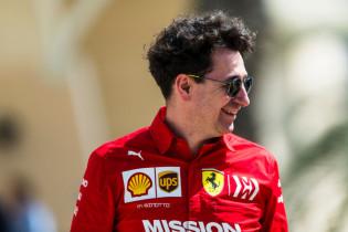 Binotto focust op volgend seizoen: 'Tweede plaats nooit goed voor Ferrari'