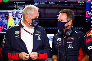 Marko wist al van vertrekwens Honda: 'Horner houdt zich daar niet mee bezig'