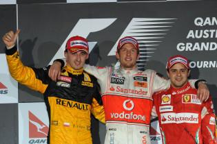 De vijf meest memorabele Grands Prix van Australië