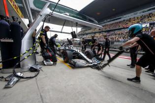 Mercedes legt uit: 'Hebben vier tienden gepakt met 'dummy start' tijdens Q3'