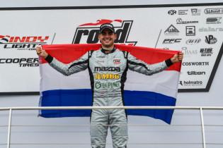 Luyendyk heeft hoge verwachtingen van VeeKay's Indy 500-debuut: 'Hij zit bij een geweldig team'