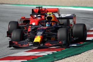 Lammers over Red Bull: 'Denk dat ze veel meer competitie kunnen bieden'