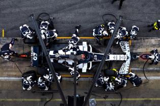 Werkwijze AlphaTauri en Racing Point komt Ferrari-klanten duur te staan in 2021