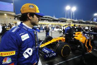 Sainz herkent zich in situatie Mick Schumacher: 'Heb het met hem te doen'