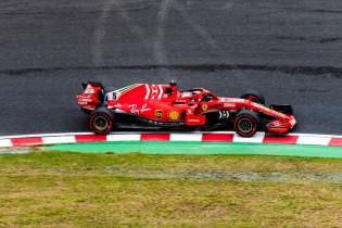 Vettel: 'Banden Ferrari sleten veel harder dan die van anderen'