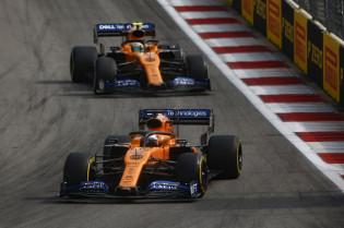 McLaren-coureurs tevreden over Russisch weekend
