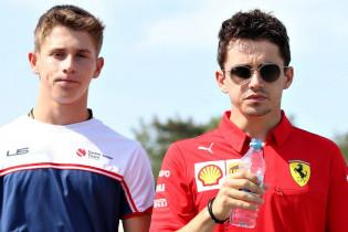Arthur Leclerc na debuut F3: 'Het gaat steeds beter'