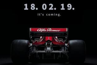 Update | Alfa Romeo Sauber geeft voorproefje van nieuwe bolide
