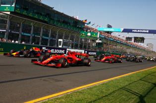 Update   FIA kondigt maatregel aan na problemen met startlichten