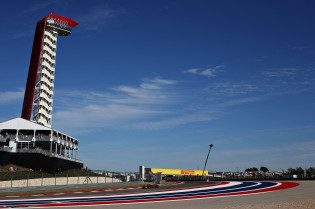 Hobbels Circuit of the Americas worden platgewalst