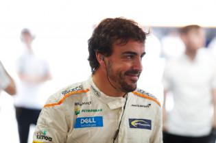 Coulthard: 'Alonso heeft geen opties om terug te keren in de Formule 1'