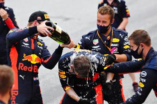 Tevredenheid bij Red Bull: 'Honda heeft waanzinnig werk geleverd'