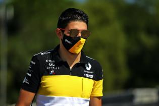 Update   Ocon over Monza-boordradio: 'Ik ging te ver'