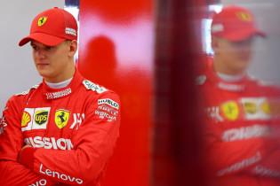 BILD: 'Schumacher nog niet klaar voor Formule 1'